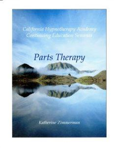 parts therapy, hypnosis